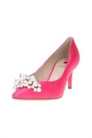 Туфли HOGL. Цвет: розовый