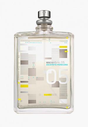Туалетная вода Escentric Molecules. Цвет: прозрачный