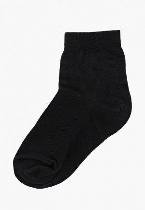Носки Sela. Цвет: черный
