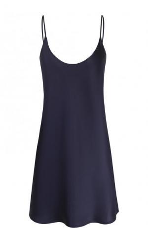 Ночная сорочка La Perla. Цвет: темно-синий
