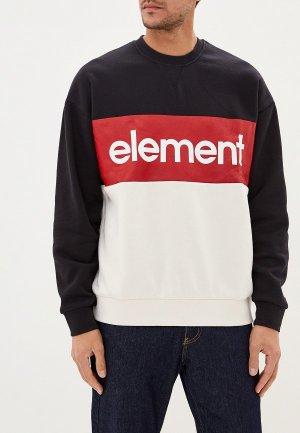 Свитшот Element. Цвет: черный
