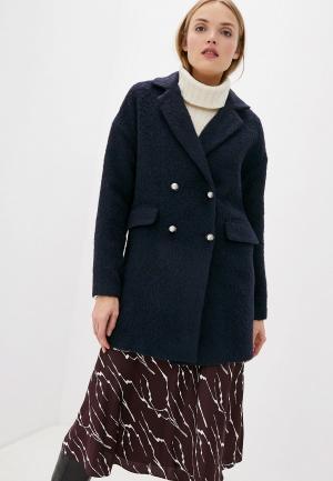 Пальто Liu Jo. Цвет: синий