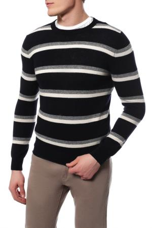 Пуловер MARINA YACHTING. Цвет: черный