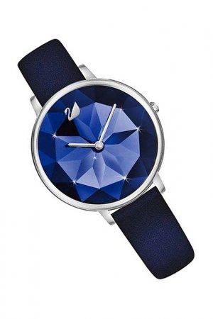 Наручные часы SWAROVSKI. Цвет: синий