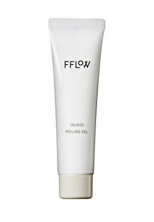 Пилинг для лица Fflow. Цвет: белый