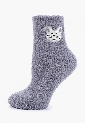Носки Sela. Цвет: серый