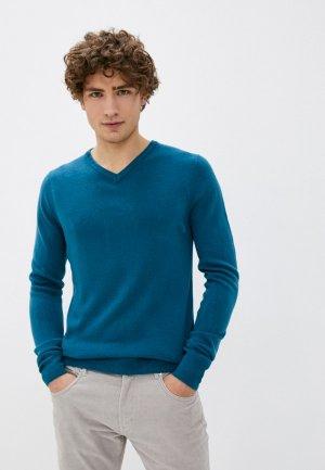 Пуловер Kensington Eastside. Цвет: бирюзовый