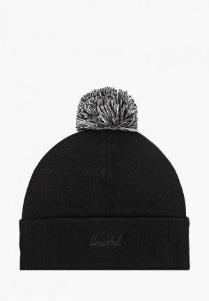 Шапка Herschel Supply Co. Цвет: черный