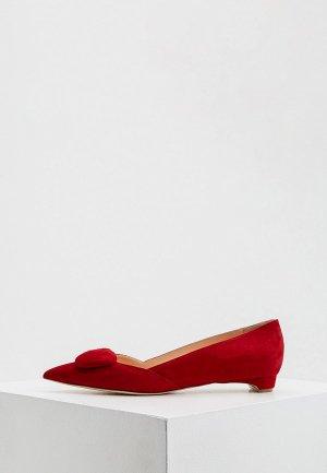 Туфли Rupert Sanderson. Цвет: красный