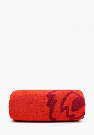 Полотенце Kenzo. Цвет: красный