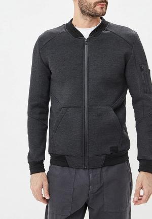Куртка MeZaGuz. Цвет: серый