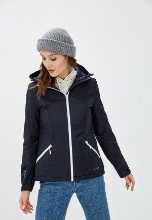 Куртка утепленная Outhorn. Цвет: синий