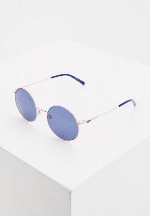 Очки солнцезащитные M Missoni. Цвет: розовый