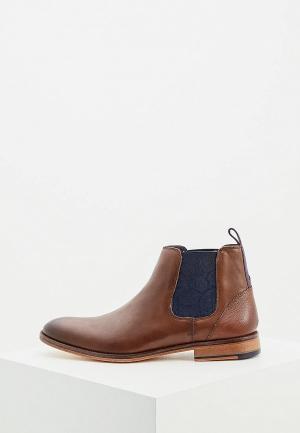 Ботинки Ted Baker London. Цвет: коричневый