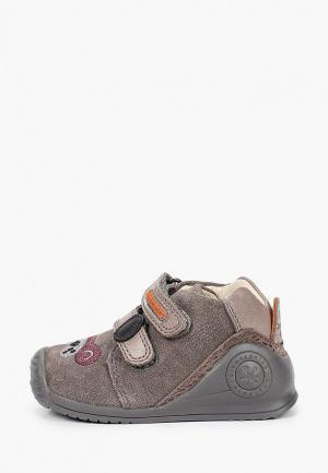 Ботинки Biomecanics. Цвет: серый