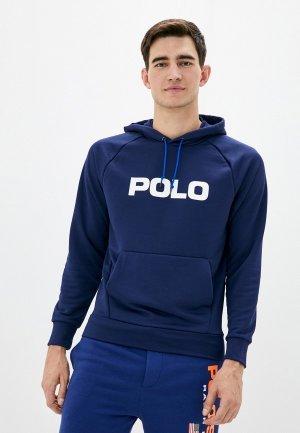 Худи Polo Ralph Lauren. Цвет: синий