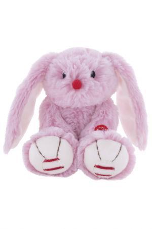 Руж - Заяц маленький розовый Kaloo. Цвет: бордовый