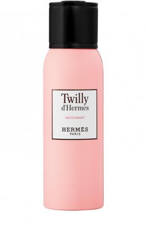 Дезодорант спрей Twilly d Hermès. Цвет: бесцветный