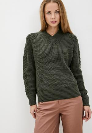 Пуловер Baon. Цвет: хаки