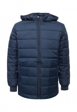 Куртка утепленная Joma. Цвет: синий