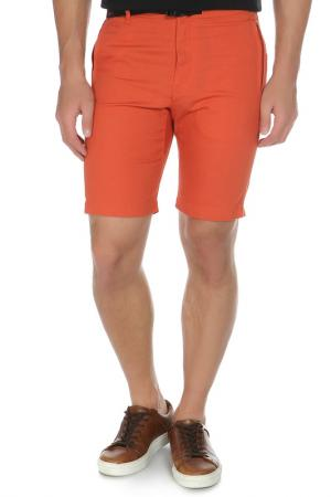 Шорты BATTENWEAR. Цвет: оранжевый