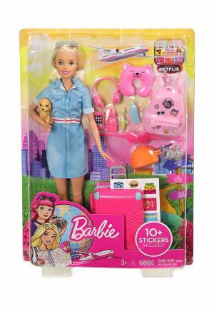 Набор игровой Barbie. Цвет: разноцветный