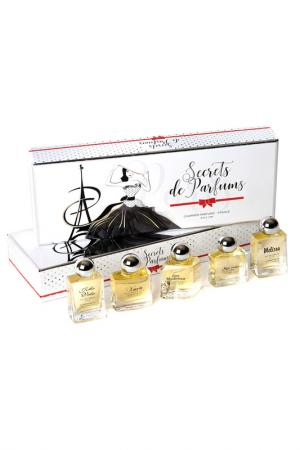 Secrets de Parfum 5 шт. CHARRIER PARFUMS. Цвет: мультиколор