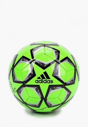 Мяч футбольный adidas. Цвет: зеленый