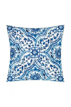 Декоративная подушка Togas. Цвет: голубой