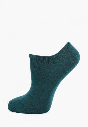 Носки Befree. Цвет: зеленый