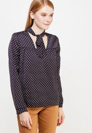 Блуза Miss by Valentina. Цвет: черный