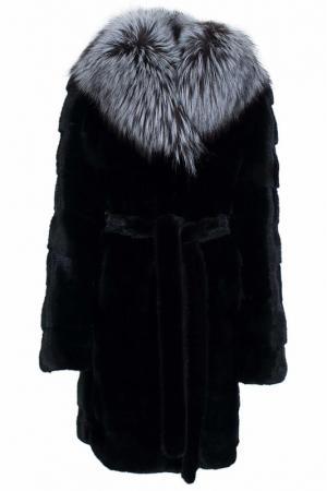 Пальто Mala Mati. Цвет: черный