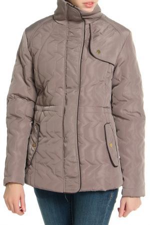 Куртка Harve Benard. Цвет: putty