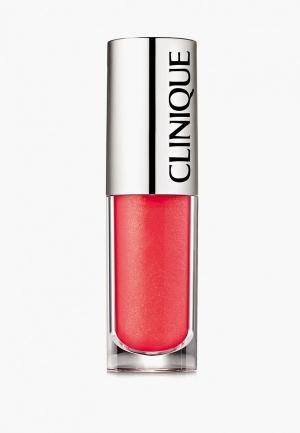 Блеск для губ Clinique. Цвет: розовый