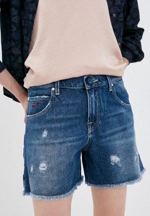 Шорты джинсовые Jacob Cohen. Цвет: синий