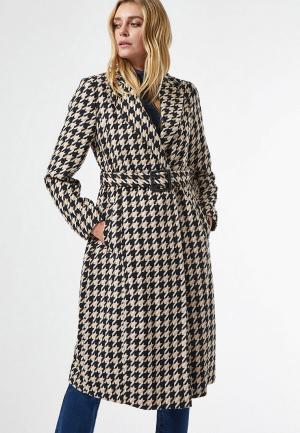 Пальто Dorothy Perkins. Цвет: бежевый