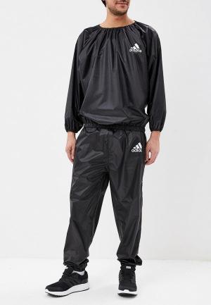 Костюм спортивный adidas Combat. Цвет: черный
