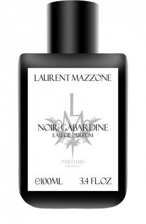 Парфюмерная вода Noir Gabardine LM Parfums. Цвет: бесцветный