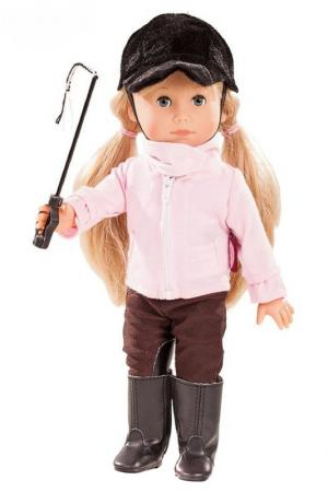 Кукла Миа Gotz. Цвет: бордовый