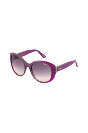 Солнцезащитные очки CHOPARD. Цвет: розовый