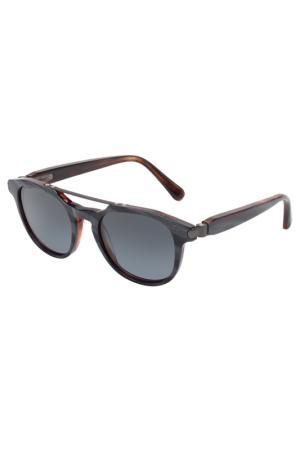 Солнцезащитные очки BRIONI. Цвет: 003
