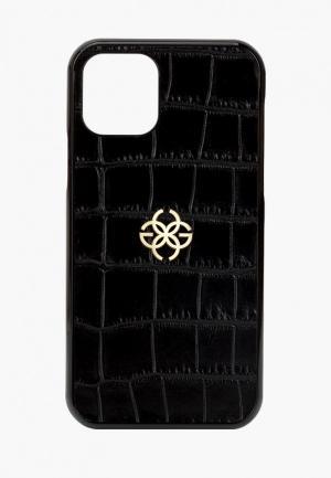 Чехол для iPhone Golden Concept. Цвет: черный