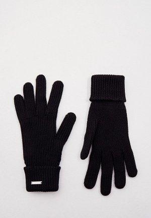 Перчатки Woolrich. Цвет: черный
