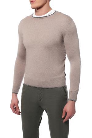 Пуловер MARINA YACHTING. Цвет: бежевый