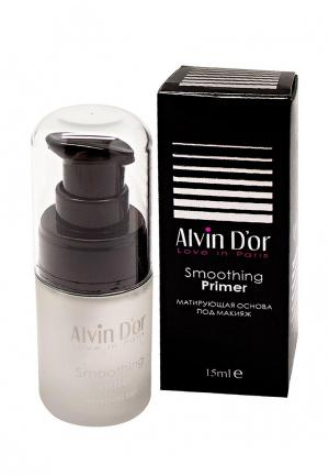 Праймер для лица Alvin Dor D'or. Цвет: прозрачный