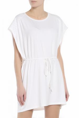 Платье BENCH. Цвет: wh001