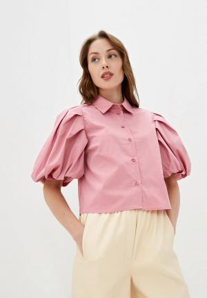 Рубашка Imperial. Цвет: розовый