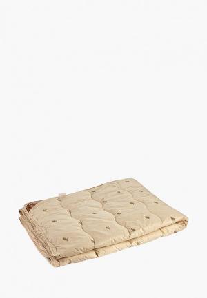 Одеяло 1,5-спальное Verossa. Цвет: бежевый