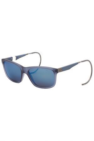Очки солнцезащитные CHOPARD. Цвет: синий