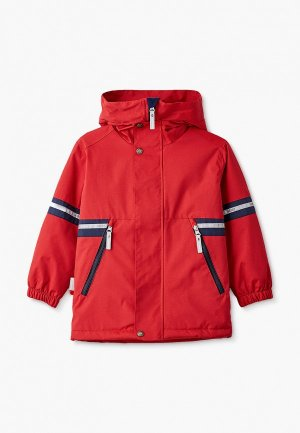 Куртка утепленная Kerry. Цвет: красный